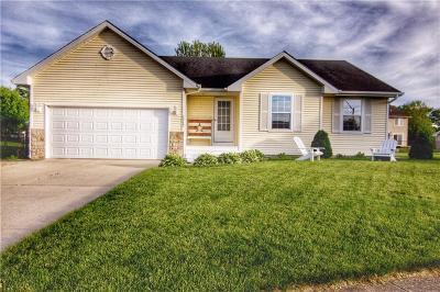 Polk City Single Family Home For Sale: 1712 W Ridge Court