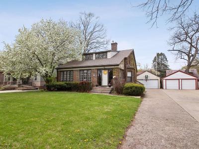 Des Moines Single Family Home For Sale: 662 Polk Boulevard