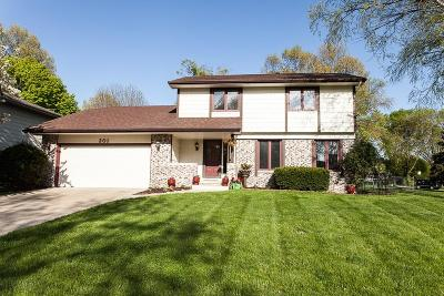 West Des Moines Single Family Home For Sale: 201 38th Street