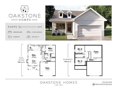 Waukee Single Family Home For Sale: 1075 Cedar Street