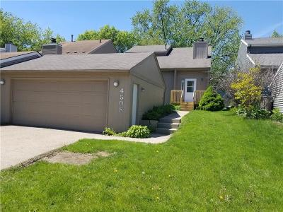 Urbandale Single Family Home For Sale: 4508 80th Place