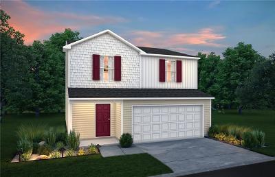 Norwalk Single Family Home For Sale: 381 Aspen Drive
