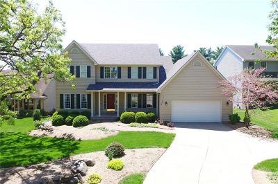 Polk City Single Family Home For Sale: 102 W Pine Ridge Drive