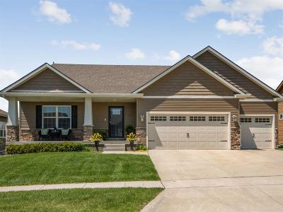 Waukee Single Family Home For Sale: 1650 Hannah Lane