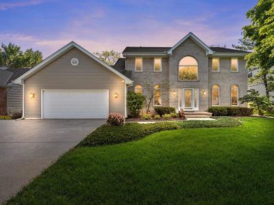 Johnston Single Family Home For Sale: 6159 Brandywine Drive