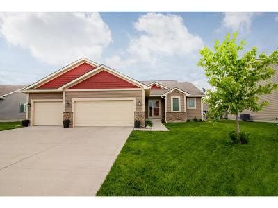 Grimes Single Family Home For Sale: 1417 NW Sunset Lane