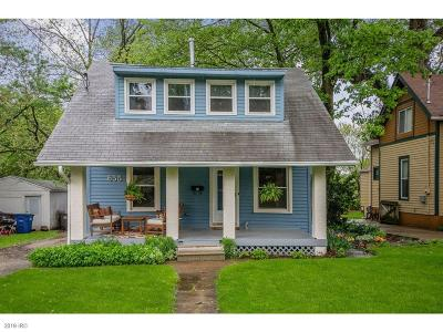 Des Moines Single Family Home For Sale: 655 40th Street