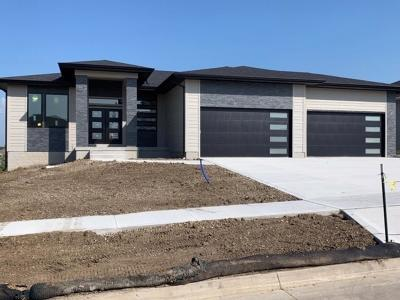 Waukee Single Family Home For Sale: 3895 Westwind Court