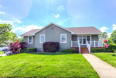 Indianola Single Family Home For Sale: 301 N 15th Street