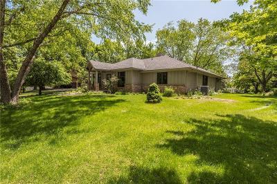 West Des Moines Single Family Home For Sale: 3420 Briar Ridge
