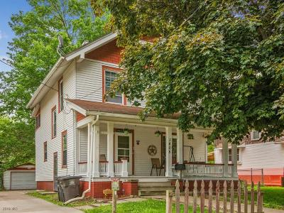 Des Moines Single Family Home For Sale: 1605 22nd Street