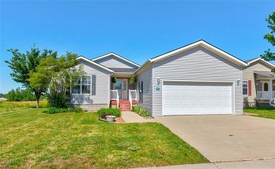 Bondurant Single Family Home For Sale: 3302 Wolf Creek Road SW