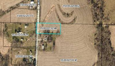 Residential Lots & Land For Sale: 5035 45th Avenue