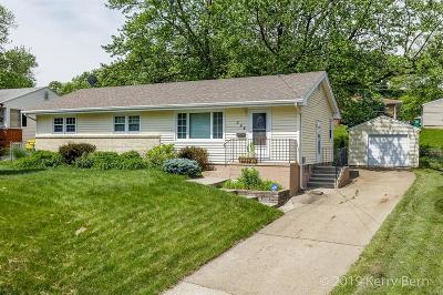 West Des Moines Single Family Home For Sale: 544 29th Street