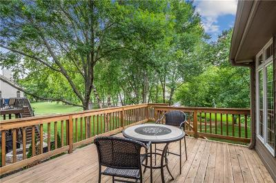 Clive Single Family Home For Sale: 12905 Hickory Court