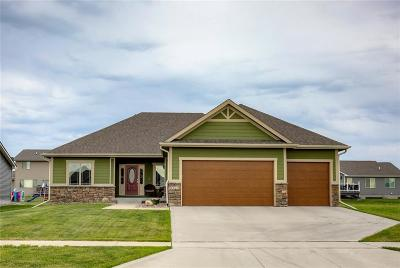 Grimes Single Family Home For Sale: 1420 NW Prairie Creek Drive