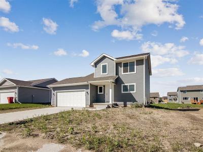 Elkhart Single Family Home For Sale: 110 NE Monroe Avenue