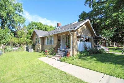 Des Moines Single Family Home For Sale: 1900 9th Street