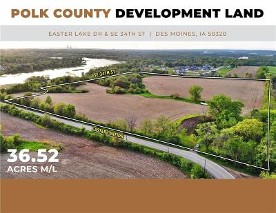 Des Moines Residential Lots & Land For Sale: 3586 Easter Lake Drive
