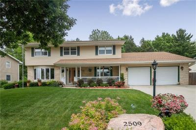Urbandale Single Family Home For Sale: 2509 Linda Drive