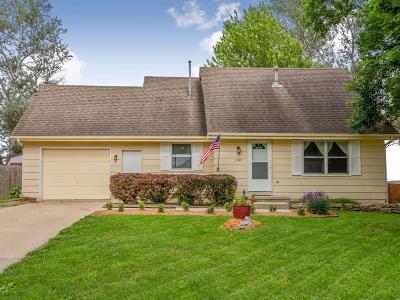 Norwalk Single Family Home For Sale: 1342 Hunter Drive