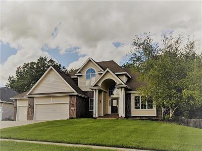 Johnston Single Family Home For Sale: 7109 Tenacity Lane