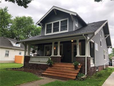 Ankeny Single Family Home For Sale: 214 SW Pleasant Street