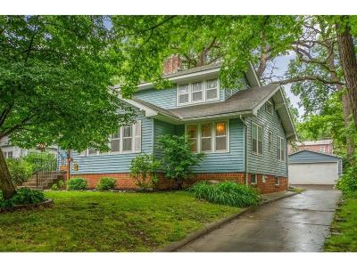 Des Moines Single Family Home For Sale: 523 Waterbury Circle