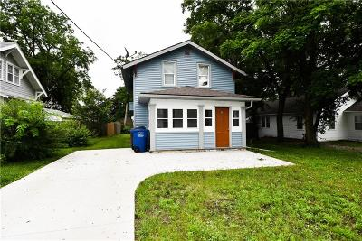 Des Moines Single Family Home For Sale: 1311 33rd Street