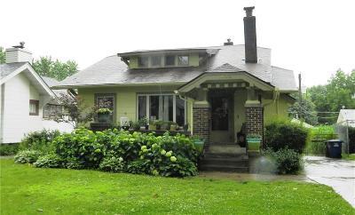 Des Moines Single Family Home For Sale: 1445 Thompson Avenue
