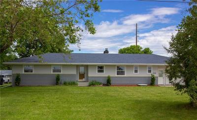 Granger Single Family Home For Sale: 33109 190th Street