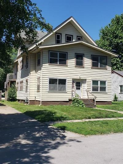 Des Moines Multi Family Home For Sale: 3420 Oxford Street