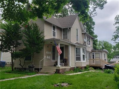 Des Moines Multi Family Home For Sale: 1333 22nd Street