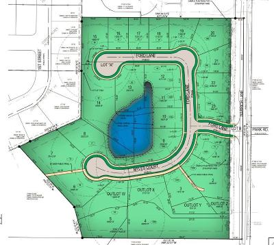 Waukee Residential Lots & Land For Sale: 1020 Ford Lane