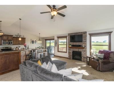 Waukee Single Family Home For Sale: 1655 SE Waters Edge Drive