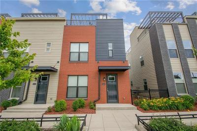 Des Moines Condo/Townhouse For Sale: 1624 Ingersoll Avenue