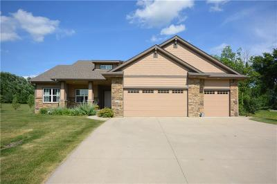 Ankeny Single Family Home For Sale: 1515 NE Frisk Drive