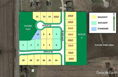 Altoona Residential Lots & Land For Sale: 1424 18th Court SE