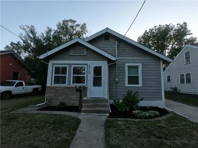 Des Moines Single Family Home For Sale: 818 E 24th Street