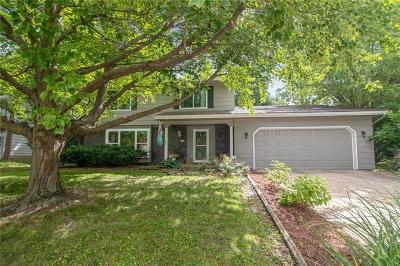 West Des Moines Single Family Home For Sale: 917 41st Street