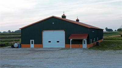 Commercial For Sale: 21485 495th Lane