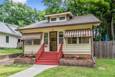 Des Moines Single Family Home For Sale: 731 40th Street