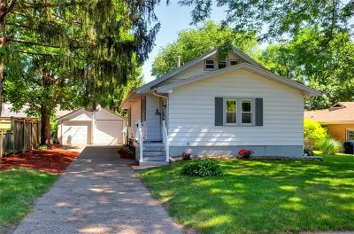 Des Moines Single Family Home For Sale: 4615 Ovid Avenue