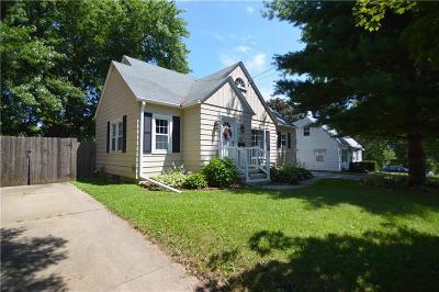 Des Moines Single Family Home For Sale: 503 Park Avenue