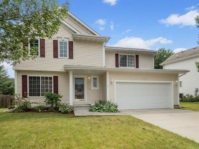 West Des Moines Single Family Home For Sale: 4622 Coachlight Drive
