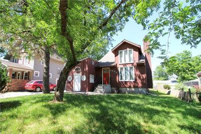 Des Moines Single Family Home For Sale: 3408 SW 12th Street