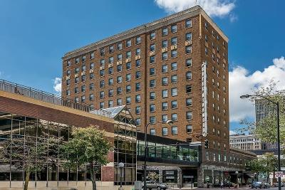 Des Moines Condo/Townhouse For Sale: 400 Walnut Street #305