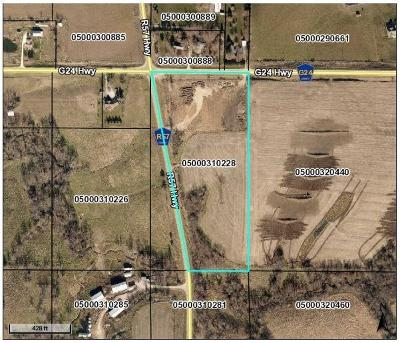 Indianola Residential Lots & Land For Sale: 6125 R57 Highway