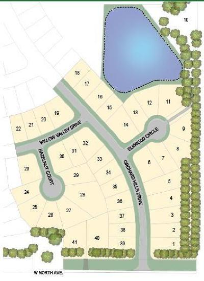 Norwalk Residential Lots & Land For Sale: 39 Orchard Hills Drive