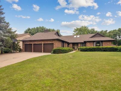 Urbandale Single Family Home For Sale: 9706 Tanglewood Drive